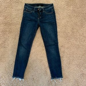 Joes Jeans cropped skinnies
